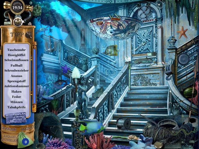 Spiele Screenshot 1 Hidden Expedition: Titanic