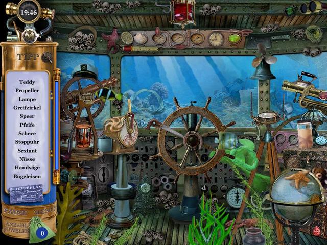 Spiele Screenshot 2 Hidden Expedition: Titanic