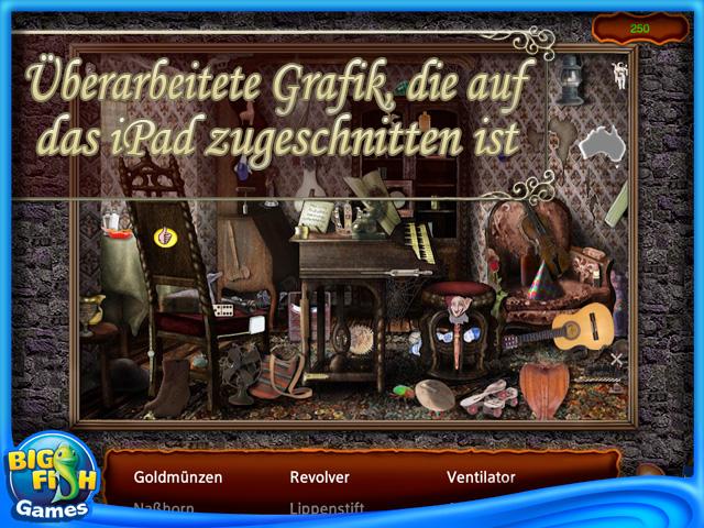 Screenshot für Hidden in Time: Mirror Mirror