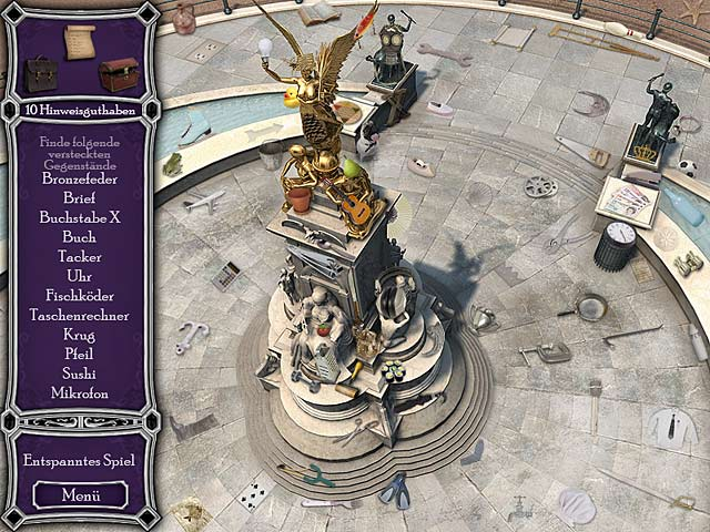 Spiele Screenshot 3 Hidden Mysteries ®: Buckingham Palace