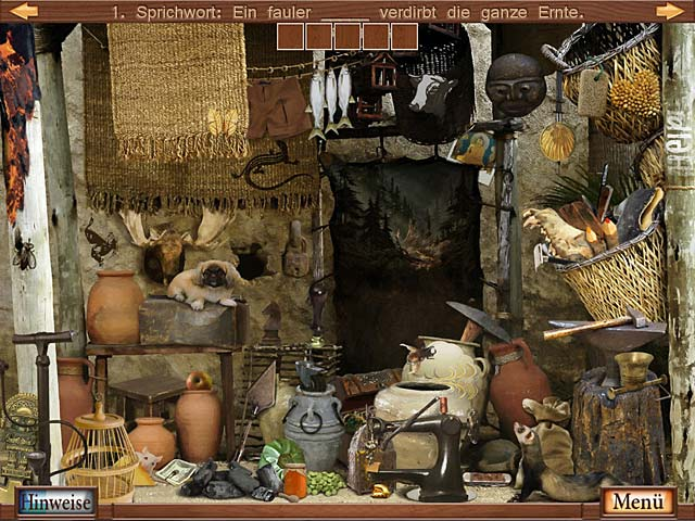 Hidden Object Crosswords img