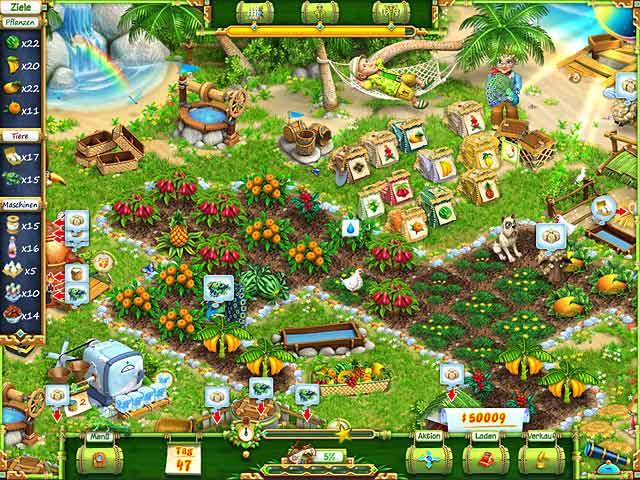 Spiele Screenshot 1 Hobby Farm