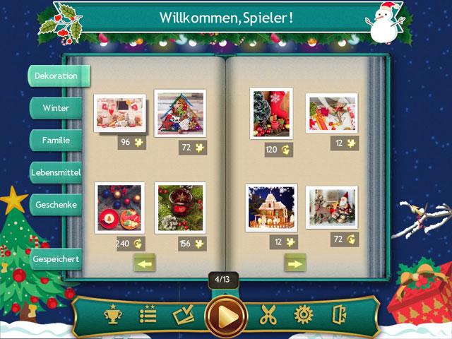 Weihnachtspuzzle: Weihnachten 3 img
