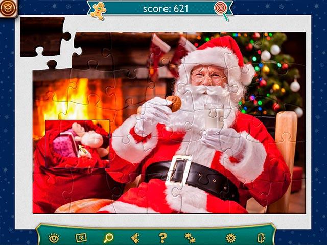 Weihnachtspuzzle: Weihnachten 4 img