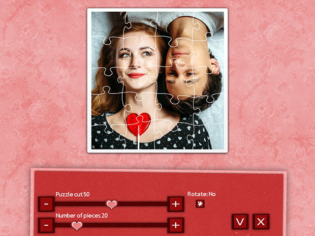 Holiday Jigsaw: Valentinstag 4 img