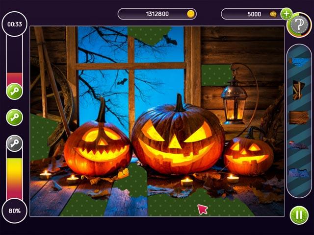Urlaubsmosaik: Halloween-Rätsel img