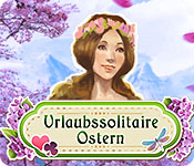 Feature- Screenshot Spiel Urlaubssolitaire Ostern