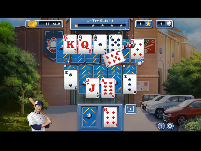 Home Run Solitaire img