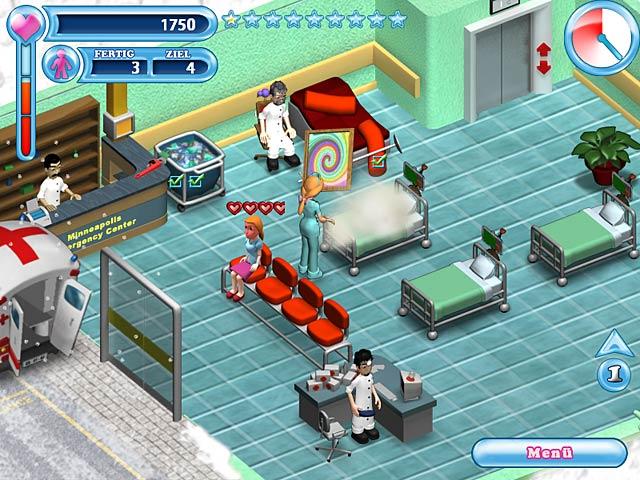 Spiel Krankenhaus