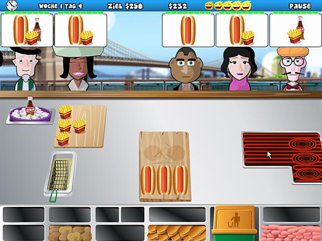 Spiele Screenshot 1 Hotdog Hotshot