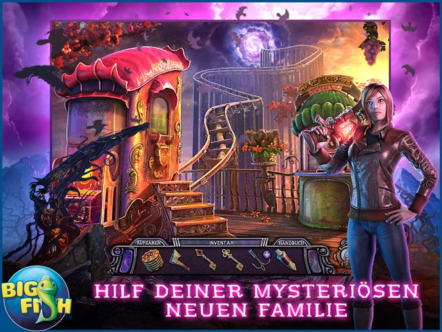 Screenshot für Haus der 1000 Türen: Im Bann des Bösen Sammleredition