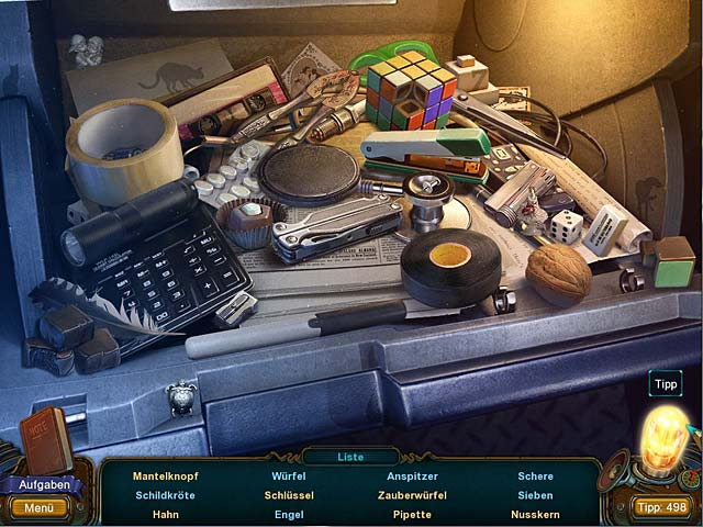 Spiele Screenshot 1 Howlville: Dunkle Vergangenheit