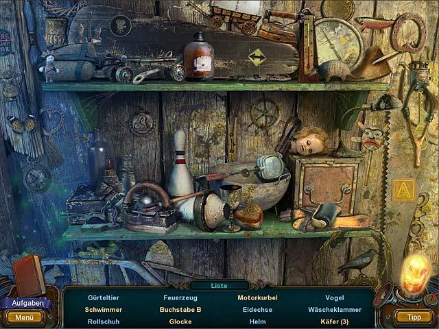 Spiele Screenshot 3 Howlville: Dunkle Vergangenheit