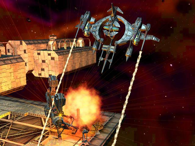 Spiele Screenshot 2 Hyperspace Invader
