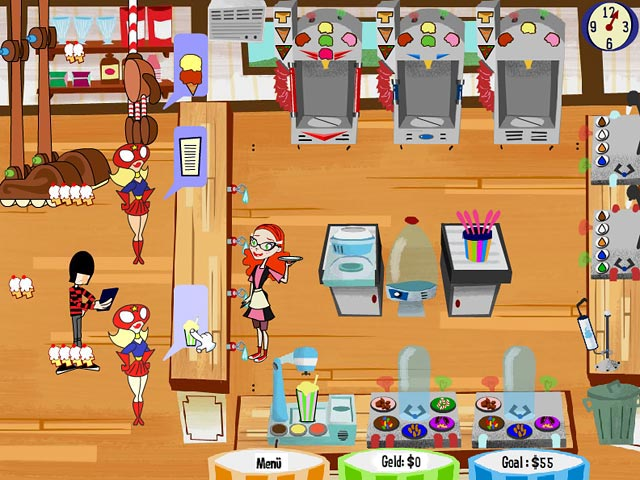 Spiele Screenshot 2 Ice Cream Dee Lites