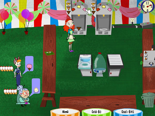 Spiele Screenshot 3 Ice Cream Dee Lites