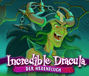 Feature- Screenshot Spiel Incredible Dracula: Der Hexenfluch