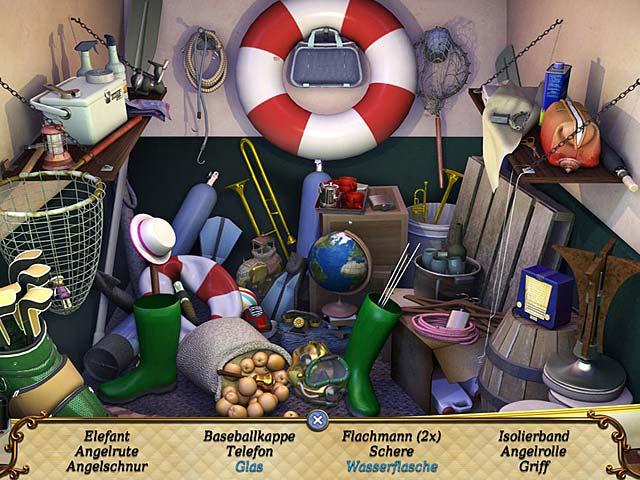 Spiele Screenshot 1 Intrigue Inc: Die Flucht des Rabens
