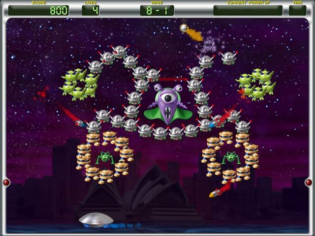 Spiele Screenshot 1 Invadazoid