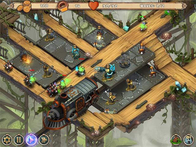 Iron Heart 2: Underground Army img