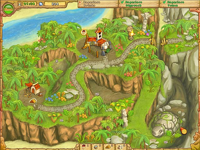 Spiele Screenshot 1 Island Tribe