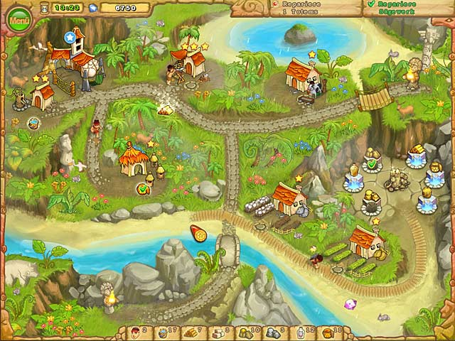 Spiele Screenshot 2 Island Tribe