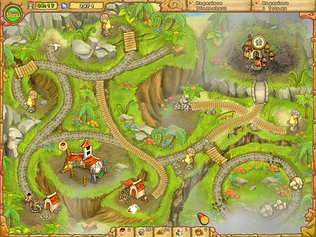 Spiele Screenshot 3 Island Tribe