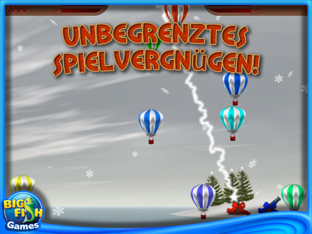 Screenshot für Island Wars 2 Christmas Edition
