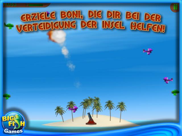 Screenshot für Island Wars 2
