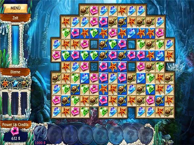Spiele Screenshot 1 Jewel Legends: Atlantis