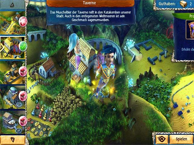 Spiele Screenshot 2 Jewel Legends: Atlantis