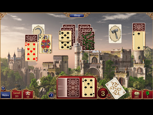 Jewel Match Solitaire img