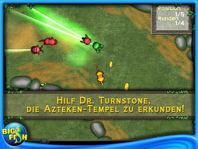 Screenshot für Jewels of Cleopatra 2: Aztec Mysteries
