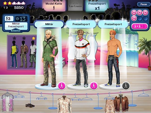 Spiele Screenshot 1 Jojo's Fashion Show 2