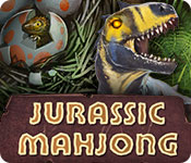 Feature- Screenshot Spiel Jurassic Mahjong