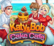 Feature- Screenshot Spiel Katy and Bob: Cake Cafe