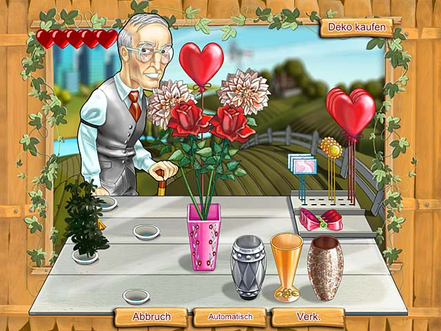 Spiele Screenshot 2 Kelly Green Garden Queen