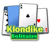 Feature- Screenshot Spiel Klondike Solitaire