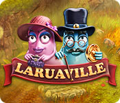 Feature- Screenshot Spiel Laruaville