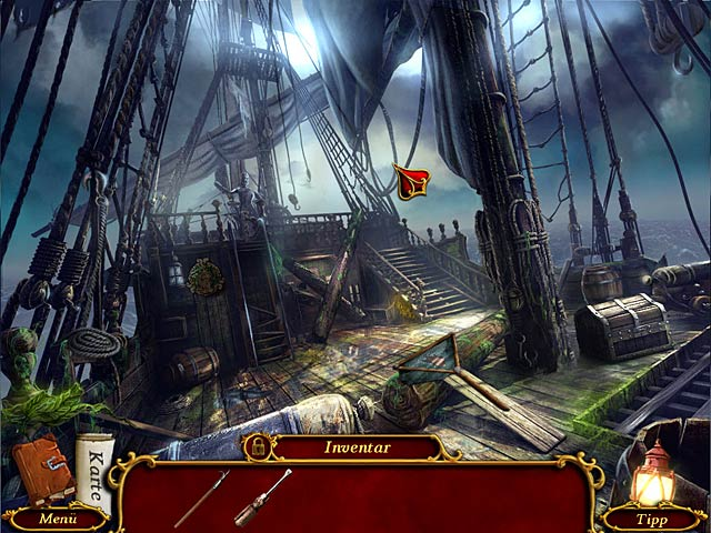 Spiele Screenshot 1 Left in the Dark: Niemand an Bord