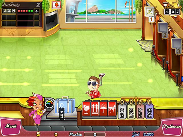 Spiele Screenshot 1 Lisa's Fleet Flight