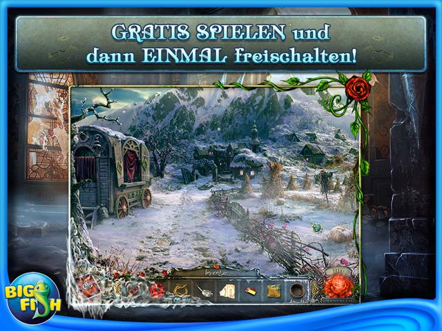 Screenshot für Living Legends: Die Eisrose Sammleredition