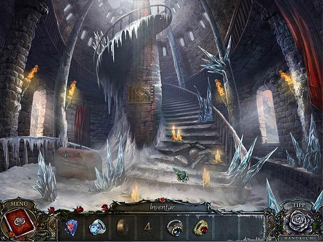 Spiele Screenshot 1 Living Legends: Die Eisrose