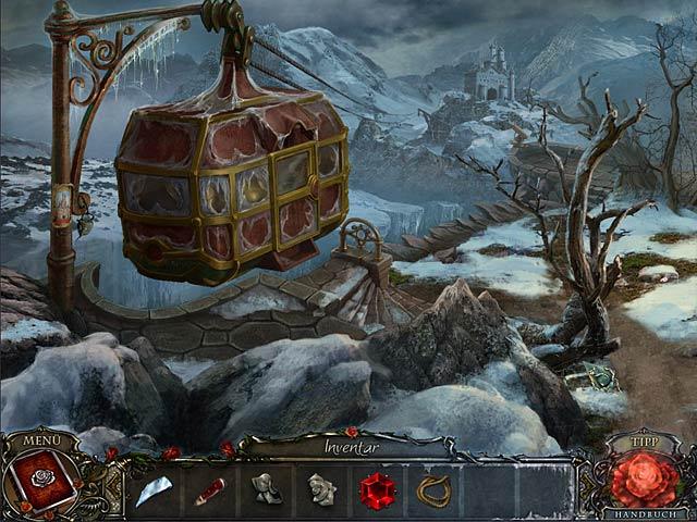 Spiele Screenshot 2 Living Legends: Die Eisrose