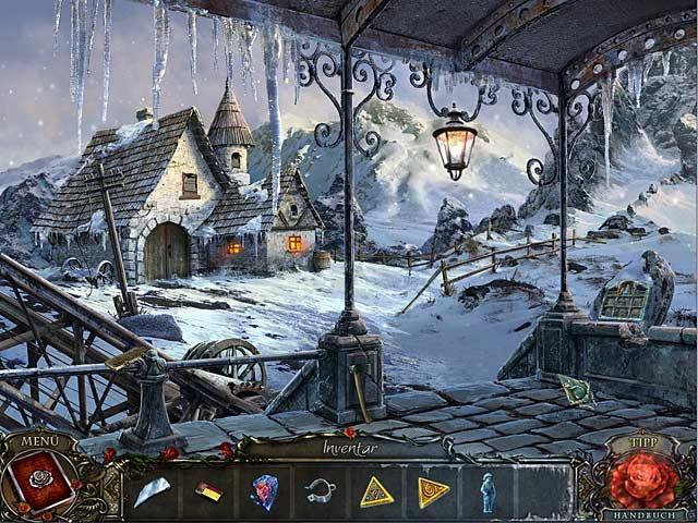 Spiele Screenshot 3 Living Legends: Die Eisrose