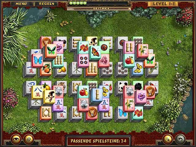 Lost Amulets: Steingarten img