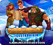 Feature- Screenshot Spiel Verlorene Artefakte: Frostkönigin Sammleredition