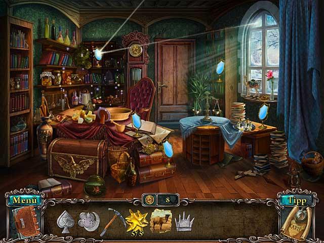 Spiele Screenshot 2 Lost Souls: Die verzauberten Gemälde