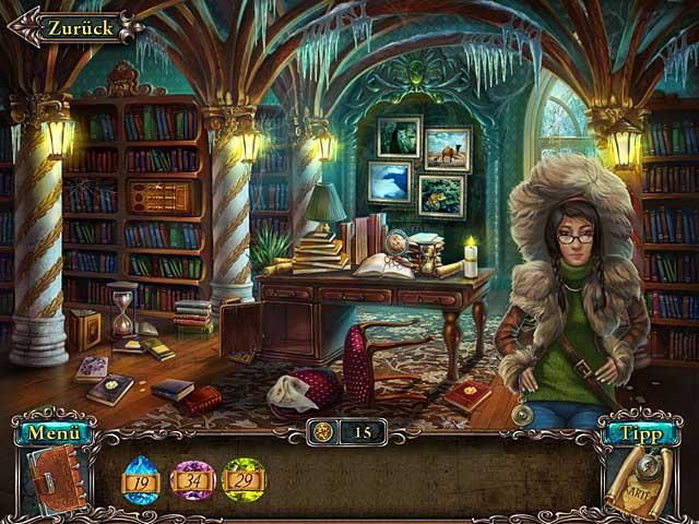 Spiele Screenshot 3 Lost Souls: Die verzauberten Gemälde