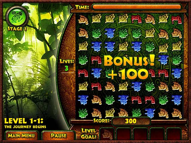 Spiele Screenshot 1 The Lost City of Gold